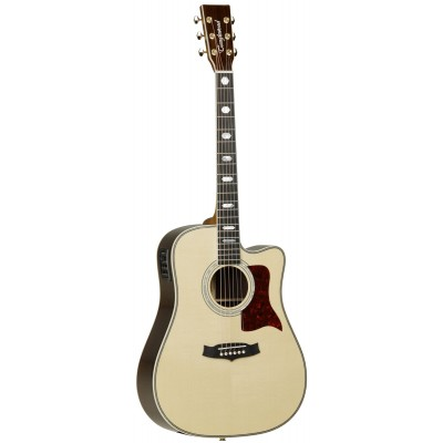 TANGLEWOOD HERITAGE SUPER DREADNOUGHT CW