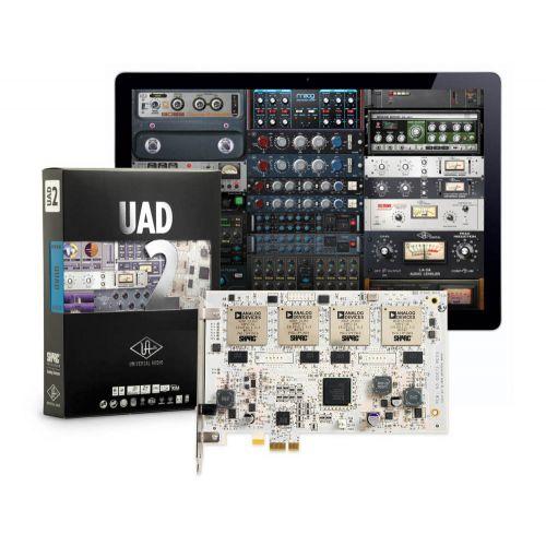 UNIVERSAL AUDIO UAD-2 QUAD DSP