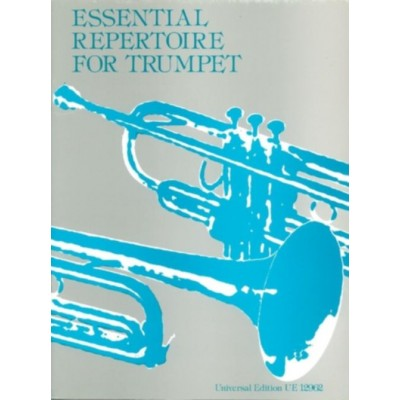 UNIVERSAL EDITION ESSENTIAL REPERTOIRE FOR TRUMPET