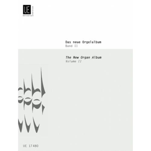 UNIVERSAL EDITION DIVERSE - THE NEW ORGAN ALBUM BAND 2 - ORGAN