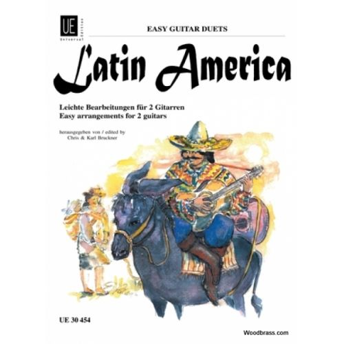 UNIVERSAL EDITION LATIN AMERICA - 2 GUITARES