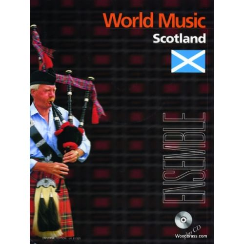 UNIVERSAL EDITION WORLD MUSIC SCOTLAND + CD