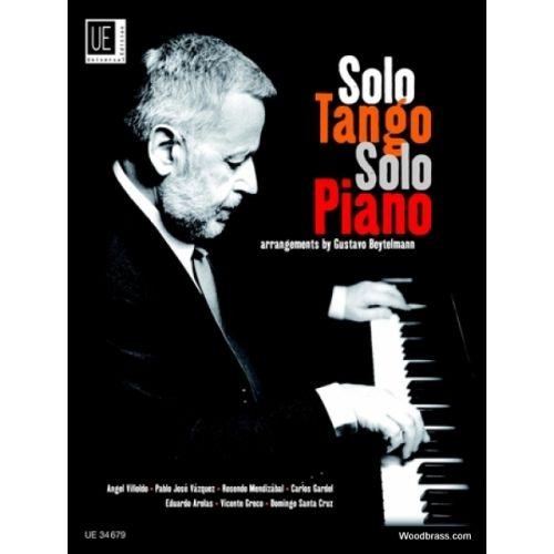 UNIVERSAL EDITION BEYTELMANN G. (ARR.) - SOLO TANGO SOLO PIANO