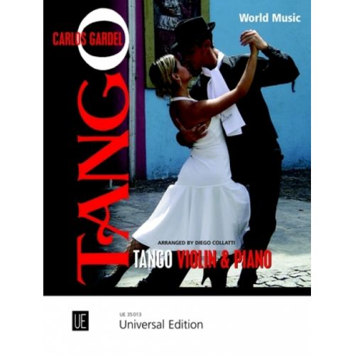 UNIVERSAL EDITION GARDEL C. - TANGO - VIOLON ET PIANO