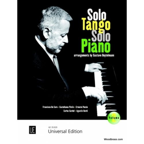 UNIVERSAL EDITION BEYTELMANN G. (ARR.) - SOLO TANGO SOLO PIANO VOL.2
