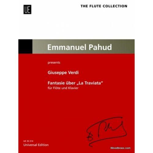 UNIVERSAL EDITION VERDI G. - FANTAISIE SUR