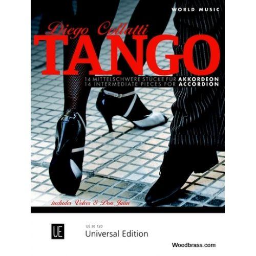 UNIVERSAL EDITION COLLATTI D.M. - TANGO ACCORDION