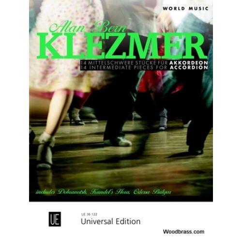 UNIVERSAL EDITION BERN A. - KLEZMER ACCORDION