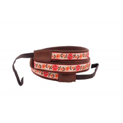 RIGHTON GUITAR STRAP UKE-DUAL-HOOK LEI