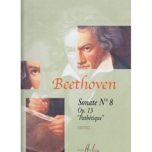 LEMOINE BEETHOVEN LUDWIG VAN - SONATE N° 8 PATHÉTIQUE - PIANO