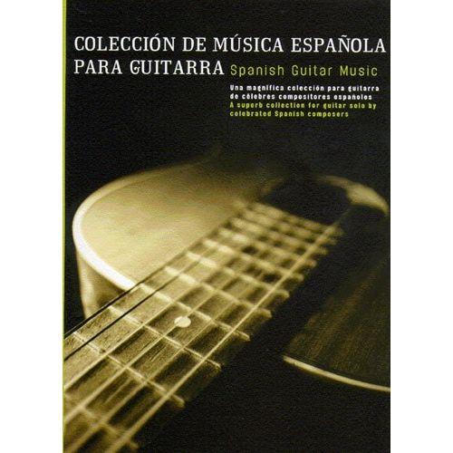 UME (UNION MUSICAL EDICIONES) SPANISH MUSIC FOR GUITAR - GUITAR