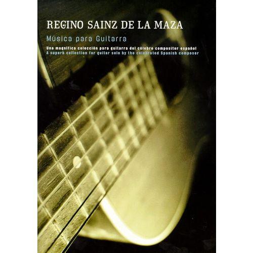 UME (UNION MUSICAL EDICIONES) SAINZ DE LA MAZA REGINO - MUSICA PARA GUITARRA - GUITAR