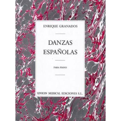 UME (UNION MUSICAL EDICIONES) GRANADOS E. - DANZAS ESPANOLAS - PIANO