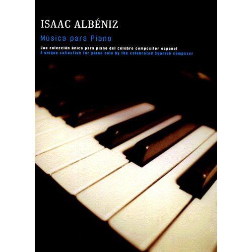 UME (UNION MUSICAL EDICIONES) ISAAC ALBENIZ MUSICA PARA - PIANO SOLO