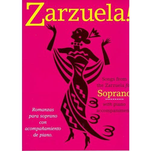 UME (UNION MUSICAL EDICIONES) ZARZUELA! - SOPRANO