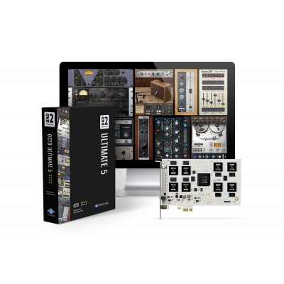 UNIVERSAL AUDIO UAD-2 OCTO PCIe ULTIMATE 5