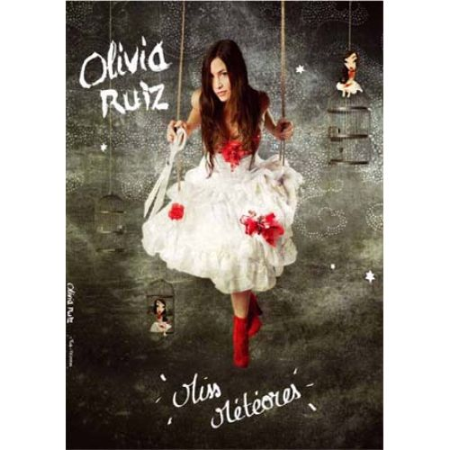UNIVERSAL MUSIC PUBLISHING RUIZ OLIVIA - MISS METEORES - PVG TAB