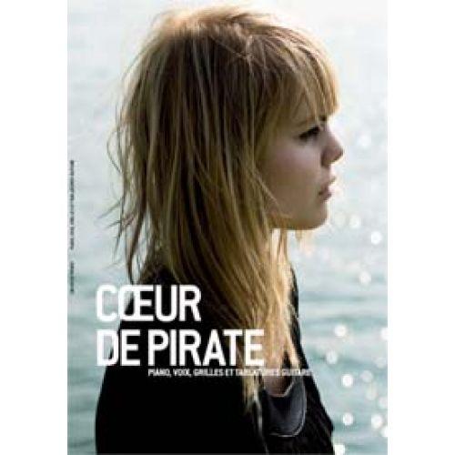 UNIVERSAL MUSIC PUBLISHING COEUR DE PIRATE - PVG TAB