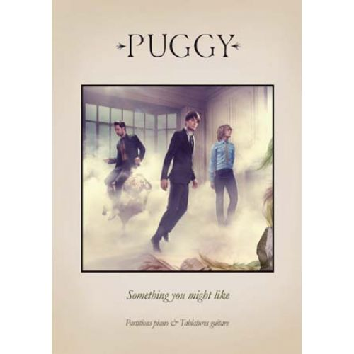UNIVERSAL MUSIC PUBLISHING PUGGY - SOMETHING YOU MIGHT LIKE - PVG TAB