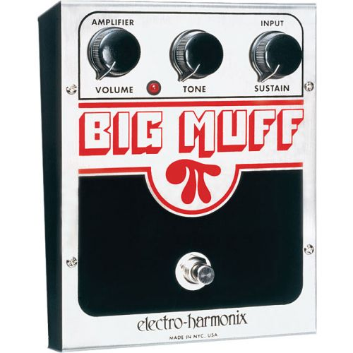 ELECTRO HARMONIX US BIG MUFF FUZZ DISTORTION
