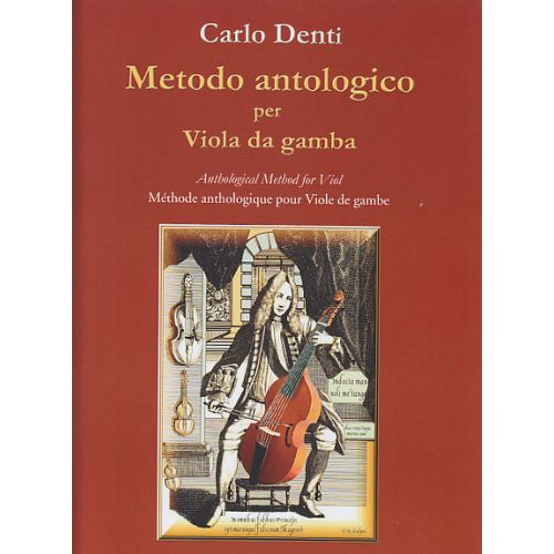 UT ORPHEUS DENTI C. - ANTHOLOGICAL METHOD FOR VIOL