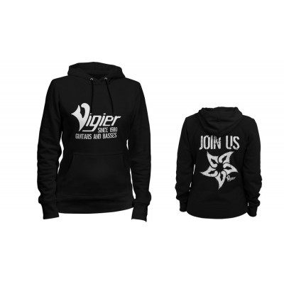 VIGIER TAILLE S - HOODIE VIGIER SMALL JOIN US DESIGN