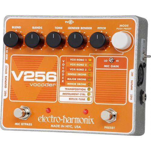 ELECTRO HARMONIX V256 - VOCODER