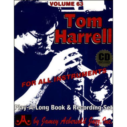 AEBERSOLD AEBERSOLD N°063 - TOM HARRELL