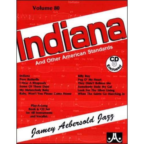 AEBERSOLD AEBERSOLD N°080 - INDIANA