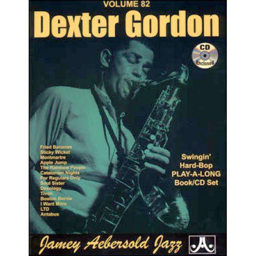 AEBERSOLD AEBERSOLD N°082 - DEXTER GORDON + CD