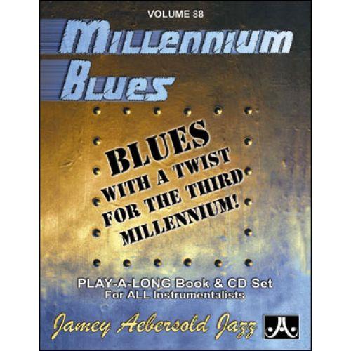 AEBERSOLD AEBERSOLD N°088 - MILLENIUM BLUES + CD