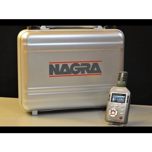 NAGRA TRANSPORT CASE FOR NAGRA SD