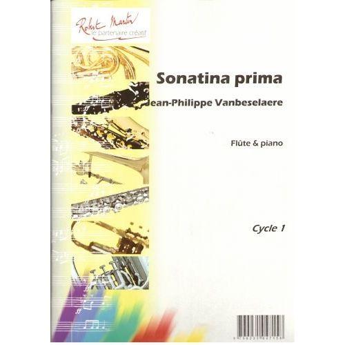 ROBERT MARTIN VANBESELAERE J.P. - SONATINA PRIMA