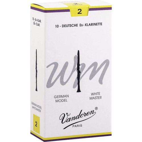 VANDOREN 10 CLARINET REEDS W.MASTER No 2