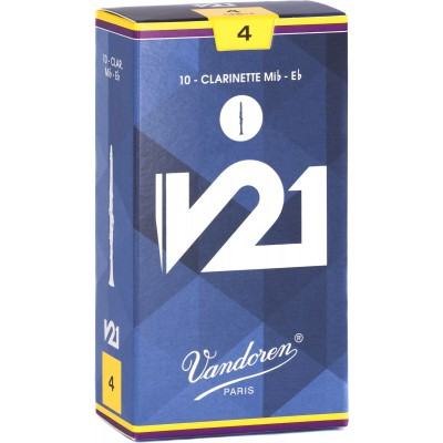 VANDOREN V21 4 - CLARINETTO EB
