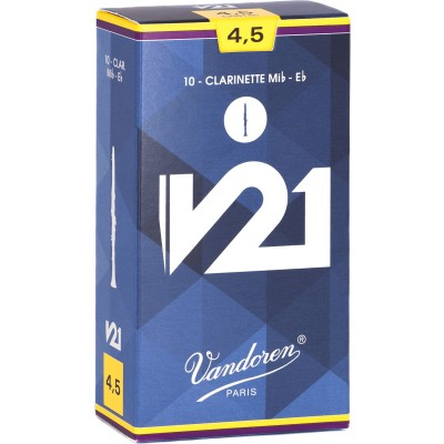 VANDOREN V21 4,5 - EB CLARINET