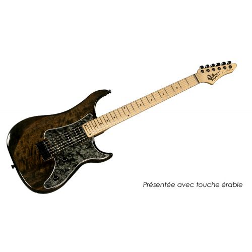 VIGIER EXCALIBUR SUPRA CLEAR BLACK