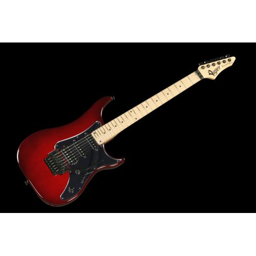 VIGIER EXCALIBUR ORIGINAL HSS CLEAR RED