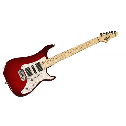 VIGIER EXCALIBUR SUPRA HSH CLEAR RED