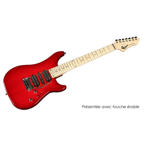 VIGIER EXCALIBUR SUPRA 7 CLEAR RED