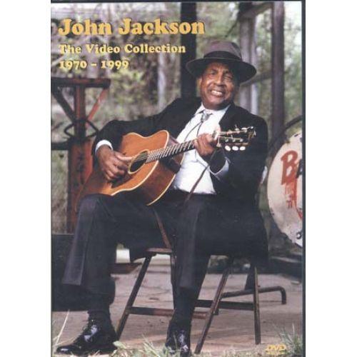 MUSIC SALES DVD JACKSON JOHN VIDEO COLLECTION 1970 - 1999