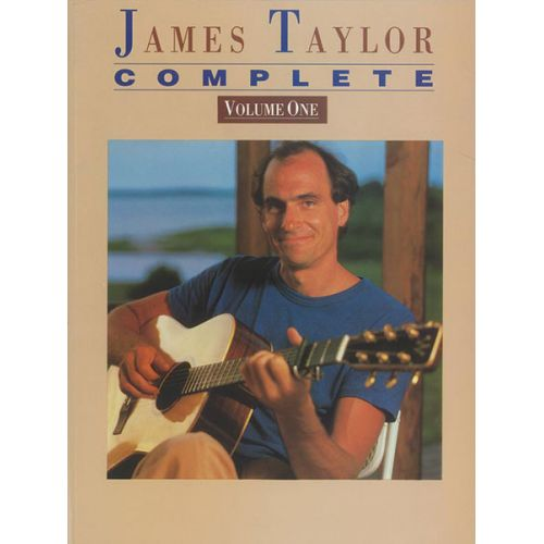 ALFRED PUBLISHING TAYLOR JAMES - COMPLETE VOL1 - PVG