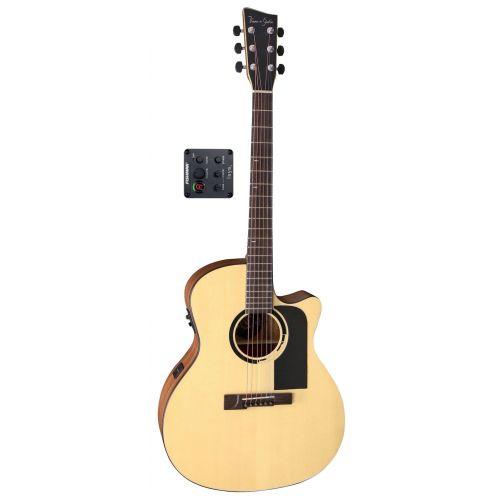 VGS B-20 CE BAYOU NATURAL SATIN