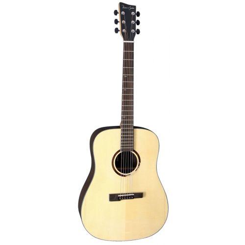 guitares acoustiques vgs r 10 rose folk. Black Bedroom Furniture Sets. Home Design Ideas