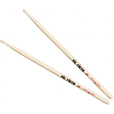 VIC FIRTH 5A - AMERICAN CLASSIC HICKORY