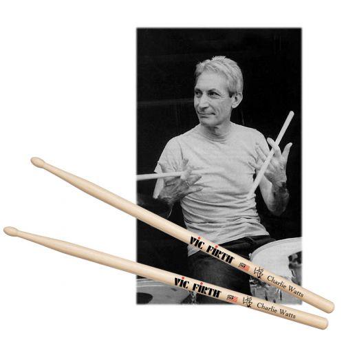 Vic Firth Signature Charlie Watts Drum Sticks