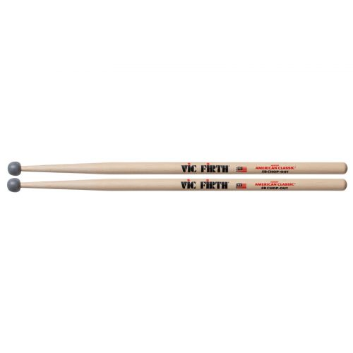 VIC FIRTH 5B CHOP-OUT PRACTICE STICKS