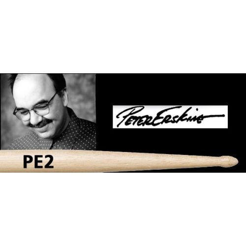 VIC FIRTH PETER ERSKINE SIGNATURE