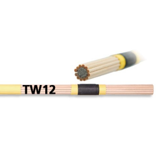 VIC FIRTH TALA WAND BIRCH TW12 STEVE SMITH RUTES