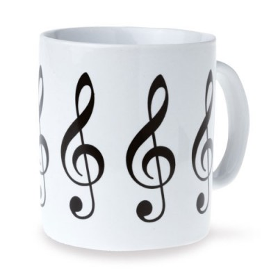 VIENNA WORLD MUG TREBLE CLEF